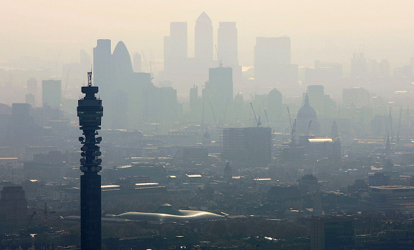 Pollution「London From The Air」:写真・画像(7)[壁紙.com]