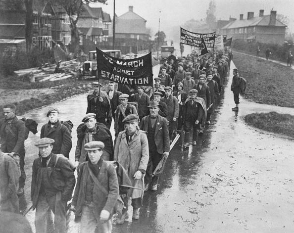 1930-1939「Hunger March」:写真・画像(8)[壁紙.com]