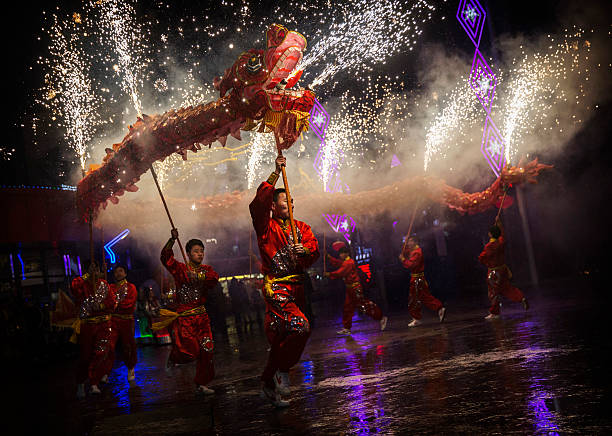 People Celebrate The Spring Festival In China:ニュース(壁紙.com)