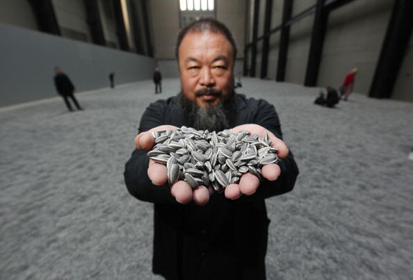 Seed「Chinese Artist Ai Weiwei Unveils This Year's Unilever Installation At The Tate Modern」:写真・画像(0)[壁紙.com]