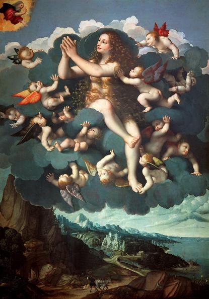 Religion「The Assumption Of Saint Mary Magdalen Creator: Doggiono」:写真・画像(4)[壁紙.com]