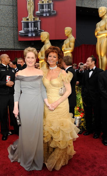 Ruched「81st Annual Academy Awards - Arrivals」:写真・画像(8)[壁紙.com]