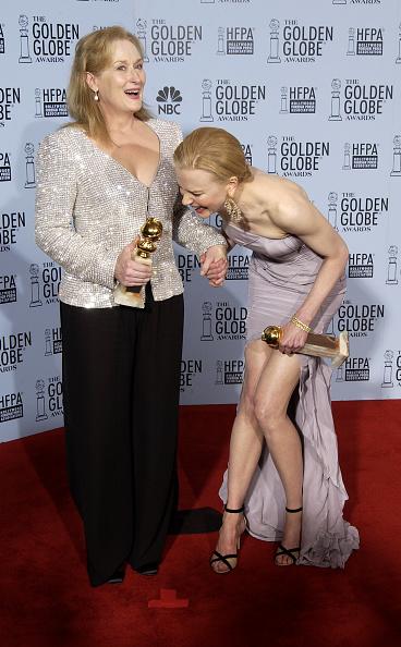 Ruffled Shirt「60th Annual Golden Globe Awards」:写真・画像(12)[壁紙.com]