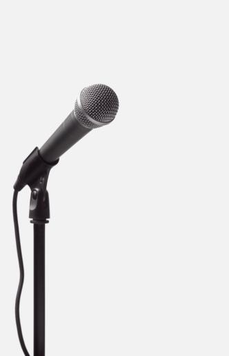 Audio Equipment「Dynamic microphone on stand」:スマホ壁紙(11)