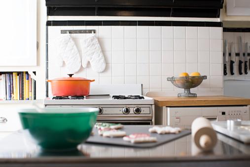 Preparing Food「Kitchen」:スマホ壁紙(13)