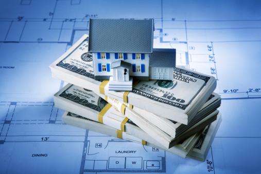 American One Hundred Dollar Bill「home investment」:スマホ壁紙(17)