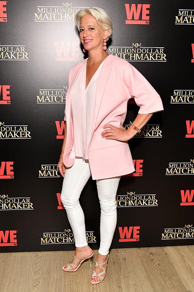 Pink Jacket「WE tv's Exclusive Premiere of Million Dollar Matchmaker Season 2」:写真・画像(5)[壁紙.com]