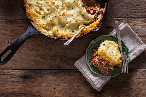 Comfort Food「Shepherd's Pie」:スマホ壁紙(8)