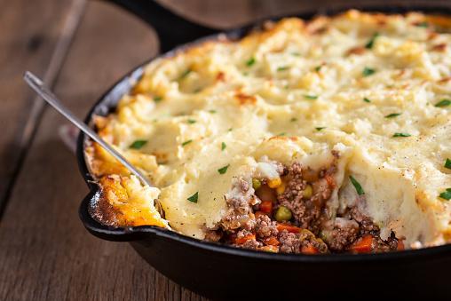 Mash - Food State「Shepherd's Pie」:スマホ壁紙(1)