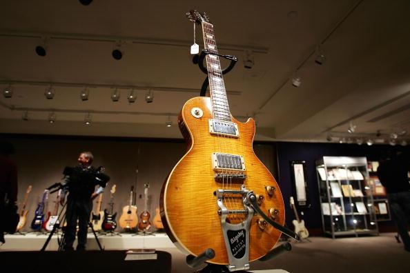 Rock Music「Christies Auctions Off Rock N Roll Memorabilia」:写真・画像(8)[壁紙.com]
