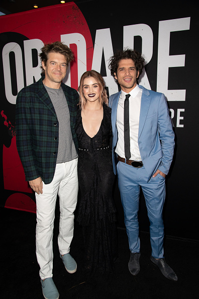 封切り「Premiere Of Universal Pictures' 'Blumhouse's Truth Or Dare' - Red Carpet」:写真・画像(19)[壁紙.com]