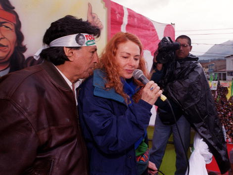 Bolivian Andes「Peruvian Presidential Candidate Alejandro Toledo」:写真・画像(16)[壁紙.com]