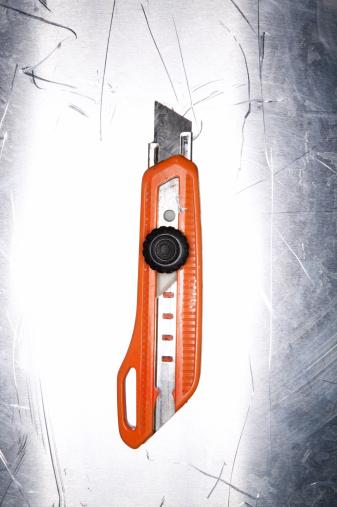 Blade「Orange cutter, close-up」:スマホ壁紙(18)