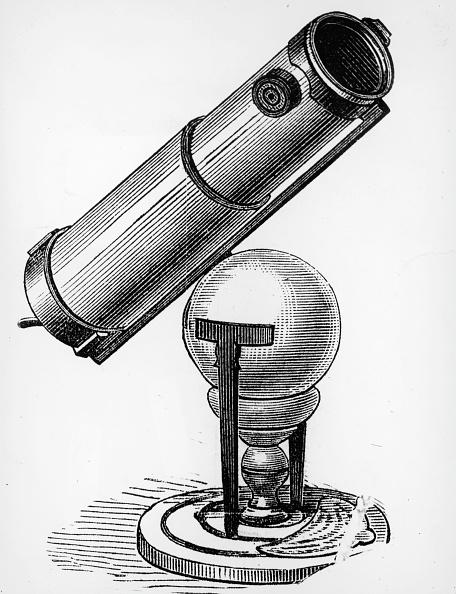 17th Century「Newton's Telescope」:写真・画像(11)[壁紙.com]