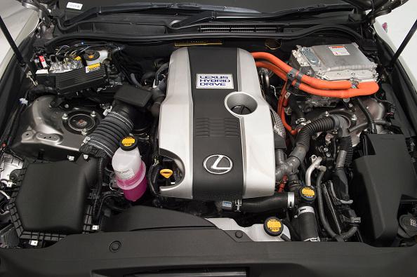 Engine「2014 Lexus Is300 Hybrid.」:写真・画像(16)[壁紙.com]