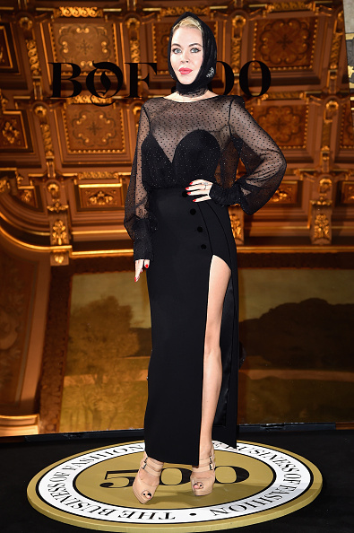 Summer Collection「The Business of Fashion celebrates the #BoF500 at L'Hotel de Ville - Red Carpet Arrivals」:写真・画像(10)[壁紙.com]