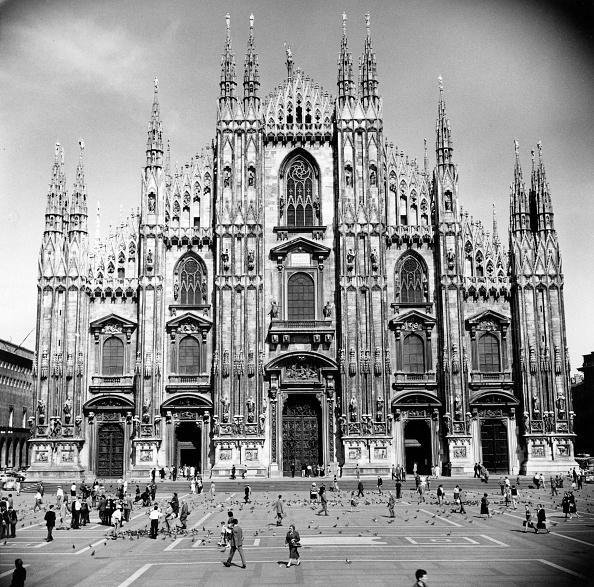 Cathedral「Milan Duomo」:写真・画像(3)[壁紙.com]