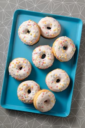盆「donuts」:スマホ壁紙(19)