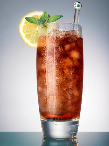 Ice Tea「iced tea glass」:スマホ壁紙(9)
