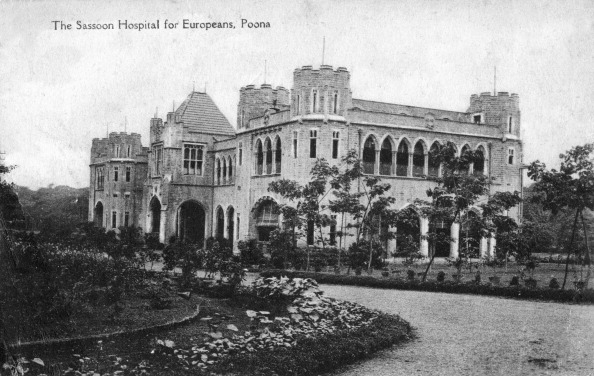 Pune「The Sassoon Hospital for Europeans, Pune (Poona), India, early 20th century.」:写真・画像(12)[壁紙.com]