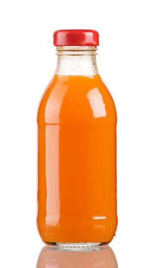Juice「ニンジンオレンジジュース」:スマホ壁紙(10)