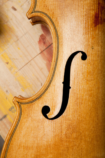 Violin「Violin close up」:スマホ壁紙(8)