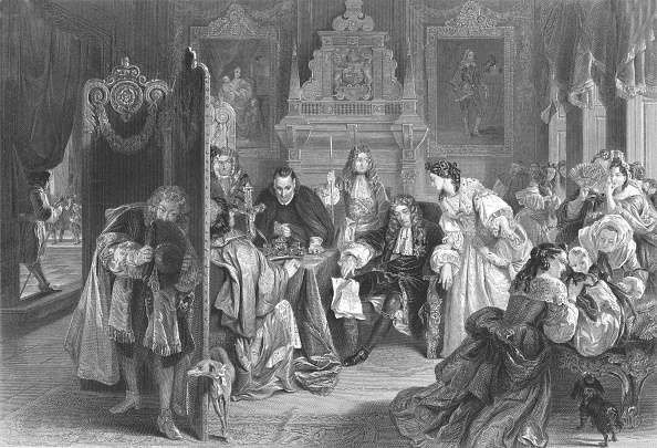 Risk「James Ii Receiving News Of The Landing Of The Prince Of Orange」:写真・画像(14)[壁紙.com]