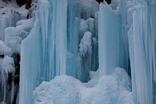 Grove「Frozen waterfall」:スマホ壁紙(17)