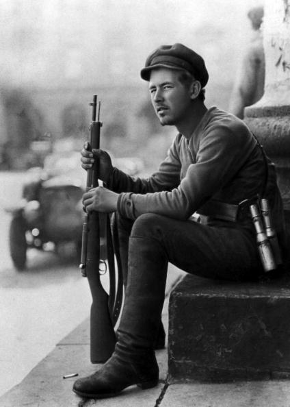 Russian Culture「Armed Bolshevik」:写真・画像(9)[壁紙.com]