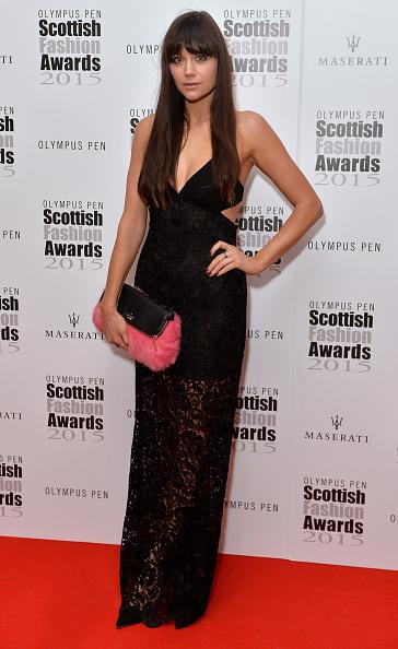 黒「Scottish Fashion Awards - Red Carpet Arrivals」:写真・画像(3)[壁紙.com]