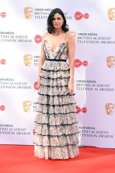 Sheer Fabric「Virgin Media British Academy Television Awards 2019 - Red Carpet Arrivals」:写真・画像(18)[壁紙.com]