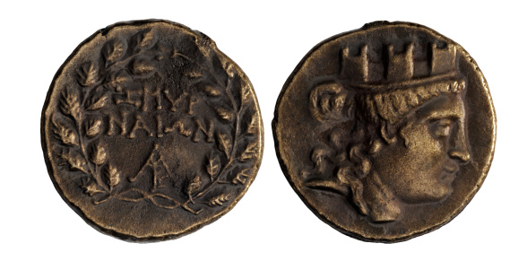 Roman「Ancient Coin」:スマホ壁紙(19)