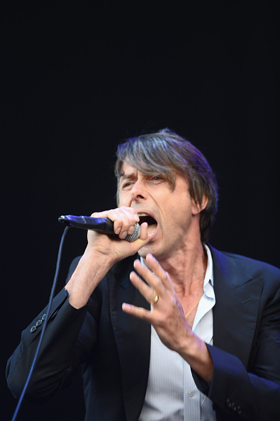 Suede「Day 3 - Isle Of Wight Festival 2014」:写真・画像(13)[壁紙.com]