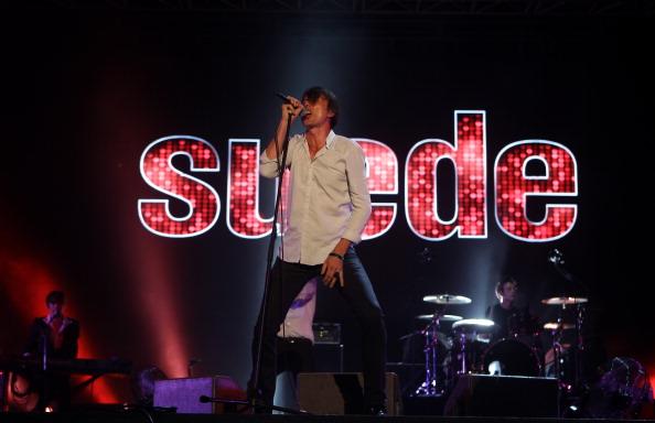 Suede「Pentaport Rock Festival - Day 2」:写真・画像(13)[壁紙.com]