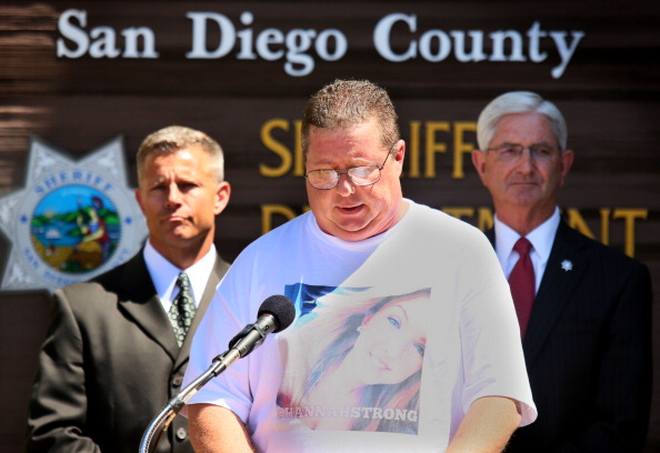 Wilderness Area「San Diego Co. Sheriff Holds News Conference On Kidnapped Teen Hannah Anderson」:写真・画像(18)[壁紙.com]