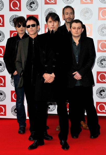Mat Osman「The Q Awards 2010 - Arrivals」:写真・画像(17)[壁紙.com]
