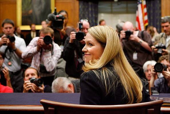 Chip Somodevilla「Monica Goodling Testifies Before House Judiciary Committee」:写真・画像(18)[壁紙.com]