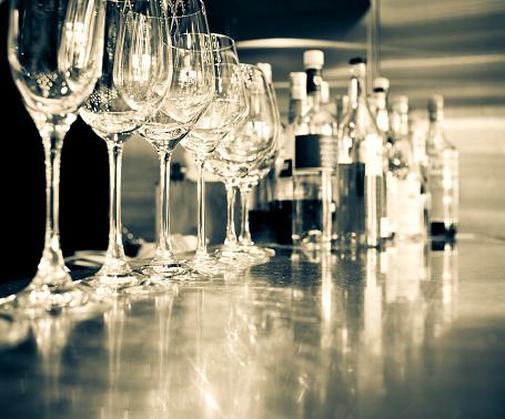 Sepia Toned「Bar」:スマホ壁紙(6)