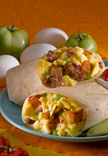 Taco「Breakfast Burrito」:スマホ壁紙(18)
