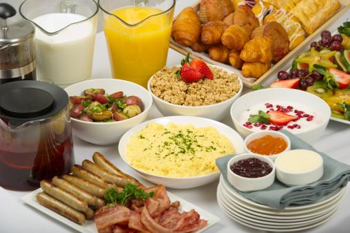 Teapot「Breakfast Buffet」:スマホ壁紙(5)