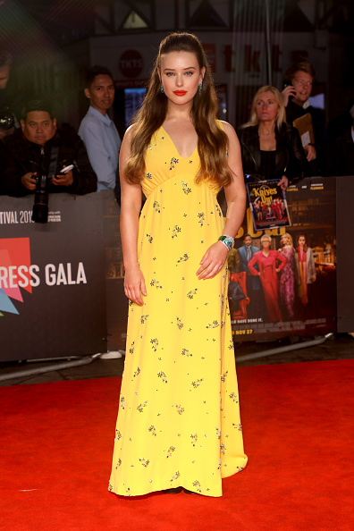 "Yellow Dress「""Knives Out"" European Premiere - 63rd BFI London Film Festival」:写真・画像(0)[壁紙.com]"