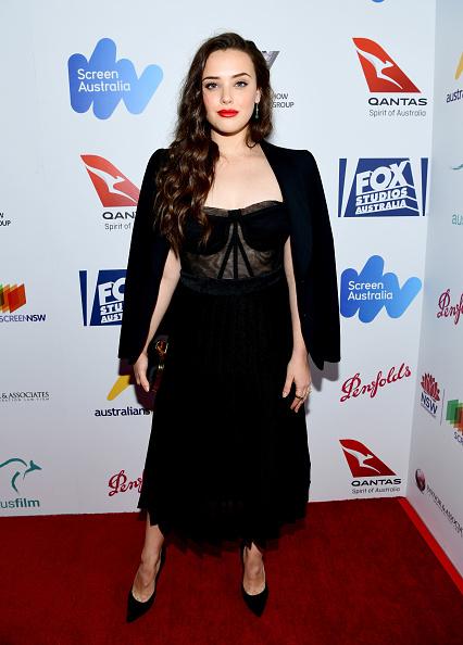 Bustier Dress「6th Annual Australians in Film Award & Benefit Dinner - Red Carpet」:写真・画像(0)[壁紙.com]