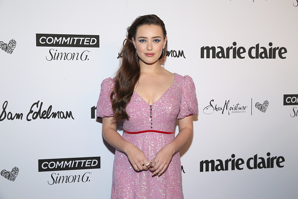 キャサリン・ラングフォード「Marie Claire Celebrates Fifth Annual 'Fresh Faces' in Hollywood with SheaMoisture, Simon G. and Sam Edelman - Arrivals」:写真・画像(2)[壁紙.com]