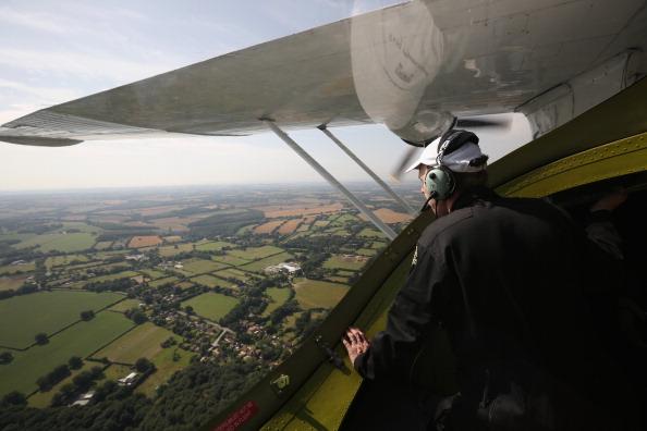 Oli Scarff「Catalina Seaplane Takes To The Skies To Mark 1913 Circuit Of Britain Flight」:写真・画像(4)[壁紙.com]
