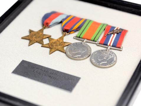 World War II「World war 2 military medals」:スマホ壁紙(5)
