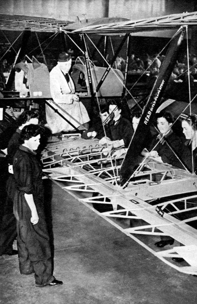 WAAF「World War 2: British Women's Auxiliary Air Force」:写真・画像(15)[壁紙.com]