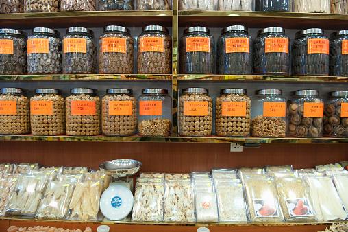 Choosing「Chinese herbs and exotic food」:スマホ壁紙(3)