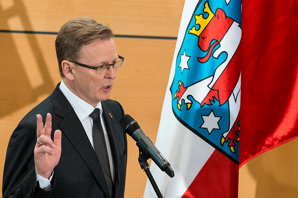 Jens Schlueter「Thuringia Confirms New Government」:写真・画像(7)[壁紙.com]