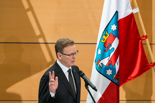 Jens Schlueter「Thuringia Confirms New Government」:写真・画像(9)[壁紙.com]