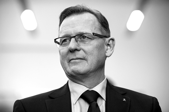 Jens Schlueter「Thuringia Confirms New Government」:写真・画像(1)[壁紙.com]